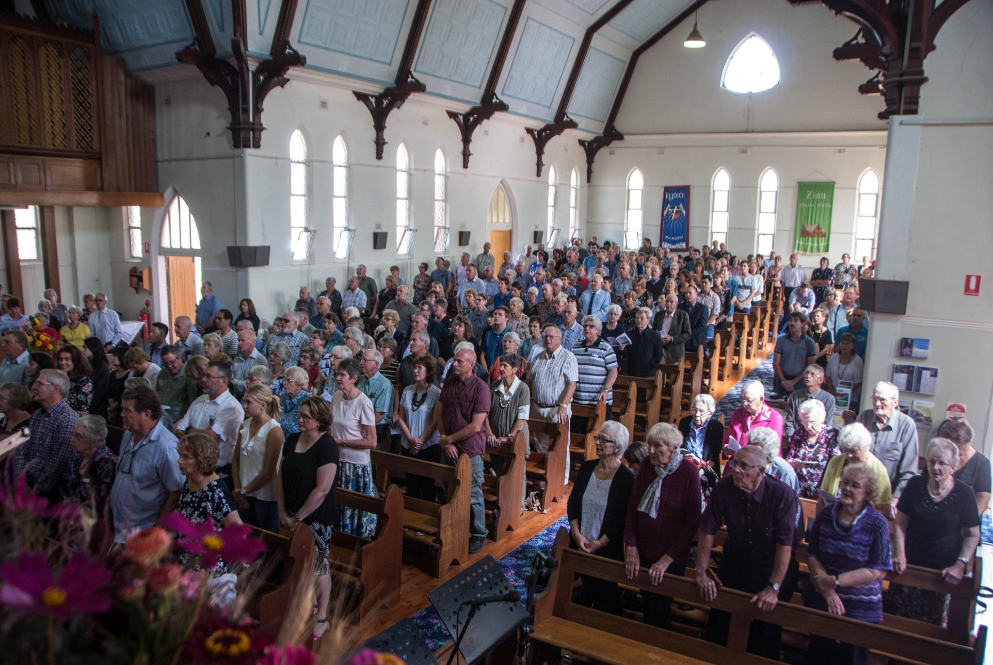 Zion 150th celebration (March 2019)